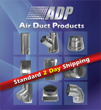 ADP HVAC Air Duct Products