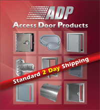 ADP HVAC Access Door Products