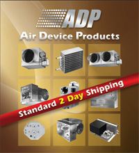 ADP HVAC Air Device Products