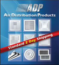 ADP HVAC Air Distribution Products